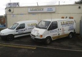 Company Vehicles, Diagnostic Check in Dudley, West Midlands