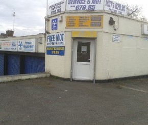Building Exterior, Car Repair in Dudley, West Midlands